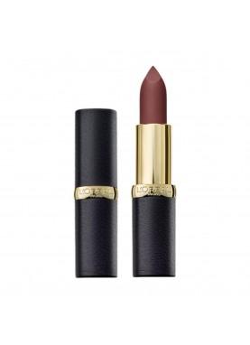 لوريال باريس احمر شفاه ريتش مات 654L'Oréal Color Riche Matte Lipstick 654 Bronze Sautoir 734