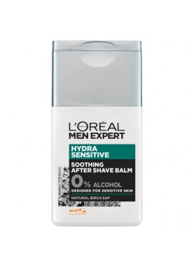 لوريال بلسم مرطب بعد الحلاقة للرجال  125ملL'Oréal Paris Men Hydra Sensitive Post Shave Balm 653