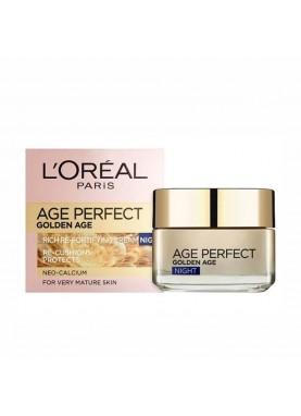 لوريال ايج بيرفيكت كريم ليل Age Perfect Golden Age  641