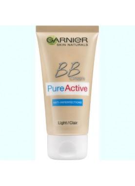 جارنير بيور اكتيف بي بي فاتح 640Garnier PureActive BB Cream Light