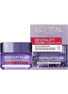 ريفيتا ليفت ماسك للوجه ضد التجاعيد Revitalift Filler Hyaluronic Mask 50ml 482