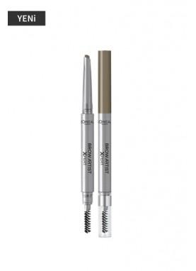 لوريال قلم تخطيط حواجب مع فرشاة رقم 102 L'OREAL BROW ARTIST XPERT, 102 COOL BLONDE 807
