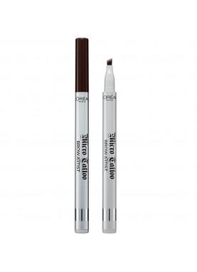 لوريال قلم حواجب تاتو رقم 105 L'OREAL eyebrow pencil Brow Artist Micro Tattoo   105Brunette 175