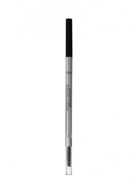 لوريال قلم تخطيط حواجب مع فرشاة رقم 109 L'OREAL BROW Skinny Definer  109 Ebony 878