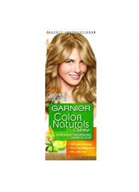garnier color naturals 8 صبغة شعر جارنير تيوب (أشقر فاتح)