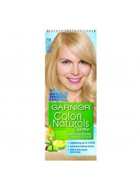 Garnier color naturals صبغة شعر جارنير تيوب 113 (ذهبي فاتح)