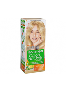 Garnier color naturals صبغة شعر جارنير تيوب 10 (أشقر فاتح جداً)