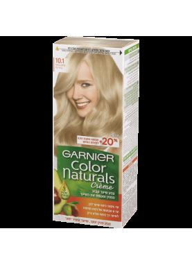 Garnier color naturals صبغة شعر جارنير تيوب 10.1 (أشقر بيج)
