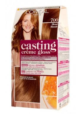 Casting Creme Gloss صبغة شعر كاستينج اشقر 700