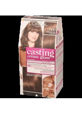 Casting Creme Gloss صبغة شعر كاستينج بني فاتح 600