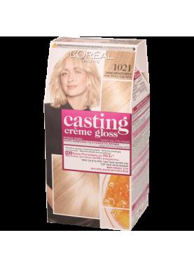Casting Creme Gloss صبغة شعر كاستينج اشقر لؤلؤي فاتح 1021