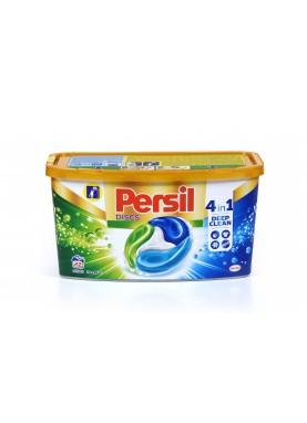 برسيل كبسولات جل للغسيل الابيض والملون 22قطعة PERSIL 4in1 DISCS WHITE + COLOR  Capsules 970