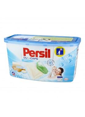 برسيل كبسولات جل للاطفال والبشرة الحساسة 28قطعة Persil DuoCaps Sensitive 28WL 987