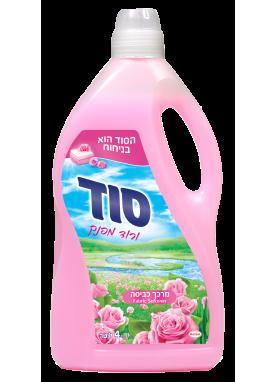 سود معطر غسيل زهري 4 لتر  Soad F.Softerner Pink 4 L 782
